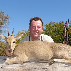 Duiker Hunting South Africa