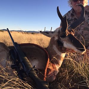 Pronghorn Hunt New Mexico