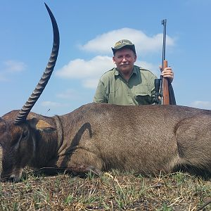 Waterbuck Hunting in Mozambique