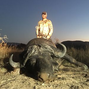 Cape Buffalo Bow Hunt in South Africa