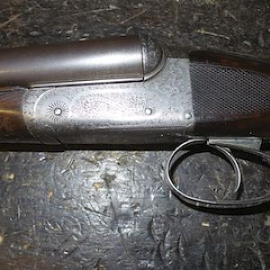 16 Bore Westley Double Rifle