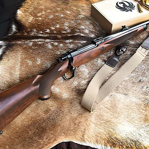 Ruger African .275 Rigby Rifle