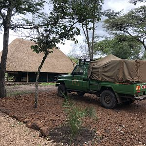 Hunting Vehicle Uganda