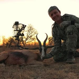 Bow Hunting Copper Springbok South Africa