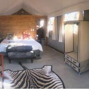 South Africa Hunting Camp
