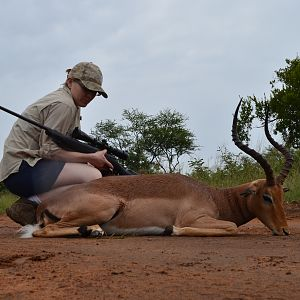 Hunt Impala South Africa