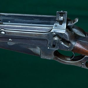 A Winchester 1895 in .405 Rifle