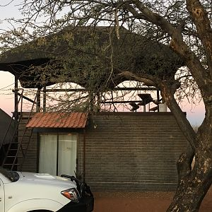 Hunting Lodge in Namibia
