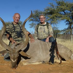 "54"" Inch Kudu Hunt in Namibia"