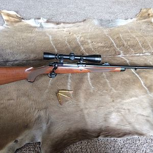 Ruger 6.5 Rifle