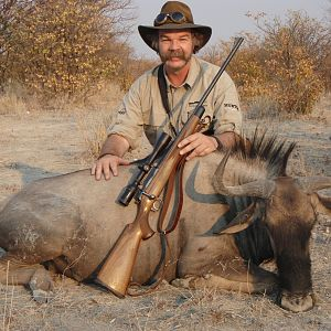 Blue Wildebeest Hunt Namibia
