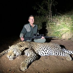 Leopard Hunt in Zimbabwe