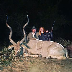 Kudu Hunting in South Africa