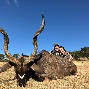 Hunting Kudu South Africa