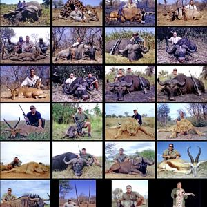Hunting Southern Africa