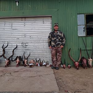 South Africa Trophy Hunt