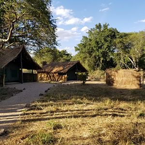 Hunting Camp in Tanzania