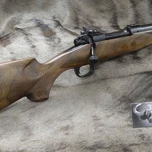 Winchester Rifle Model 70 action