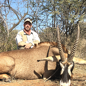 "South Africa Hunting 26 ¼"" Inch Roan"