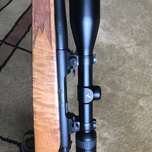 35 Whelen on Pre-64 Win action Rifle