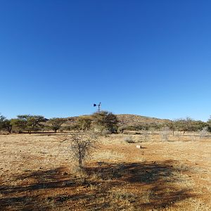 Namibia Hunting Area