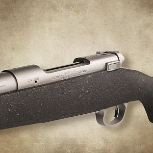 Extreme X3 Rifle from Montana Rifle Company