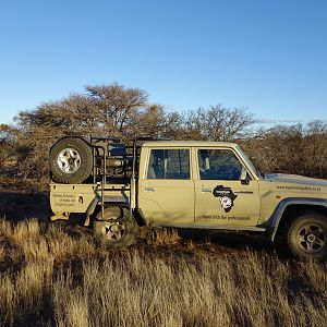 Hunting Vehicle South Africa