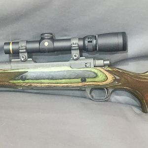 Hornady 375 Ruger Rifle in 270