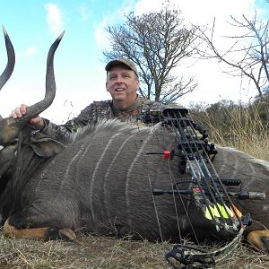 South Africa Bow Hunt Nyala