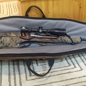 Ruger #1 in 300 WM Rifle