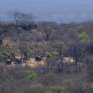 Hunting Camp Zimbabawe