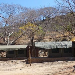 Zimbabawe Hunting Camp