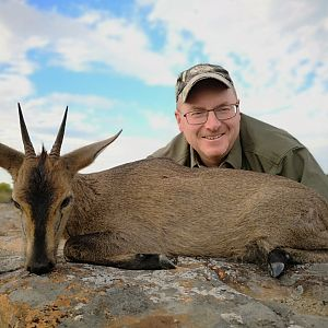Duiker Hunt South Africa