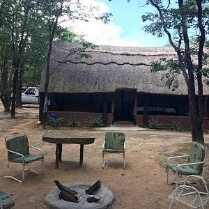 Hunting Camp Zimbabwe