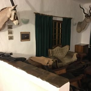 Namibia Hunting Lodge