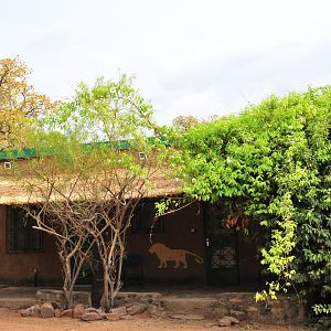 Hunting Lodge in Burkina Faso