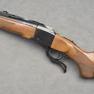 Ruger No 1 Rifle in .303 British