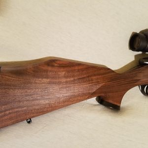 460 Weatherby Euromark Rifle