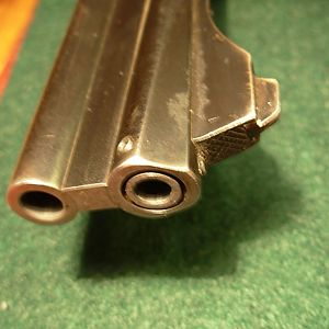 Krieghoff Bergstutzen ALP-S 7x65r Rifle Adjustable top barrel