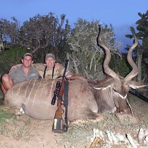 South Africa Hunting Kudu