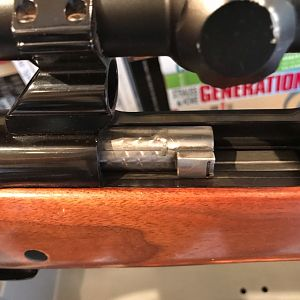 Winchester Model 70 Rifle in .300 Win Mag