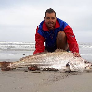 Namibia Fishing Kob