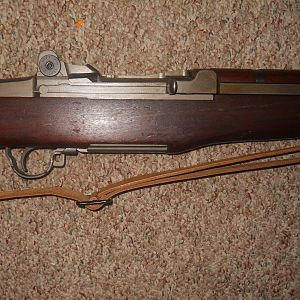 Semi Auto Milsurps Rifle