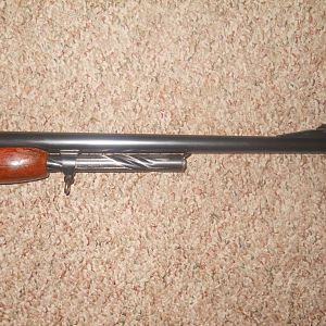.35 Remington Model 141 Rifle