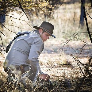 Hunting & Tracking Game in Namibia