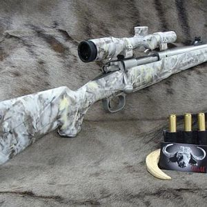 18 inch 458 B&M Stainless Rifle