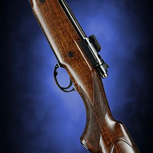 1917 Enfield in 416 Rigby Rifle