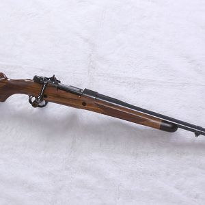 458 Lott in a Mauser VZ24 Rifle