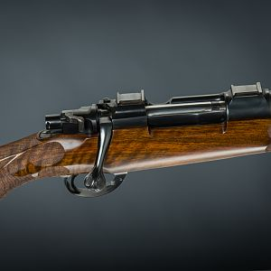 7X57 Mexican Mauser Rifle