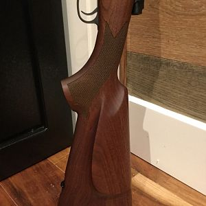 375 H&H, Winchester Mod 70 Rifle